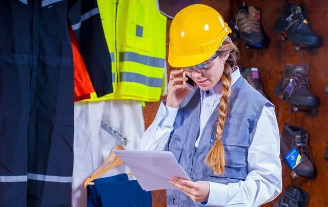 Инженер по охране труда и технике безопасности