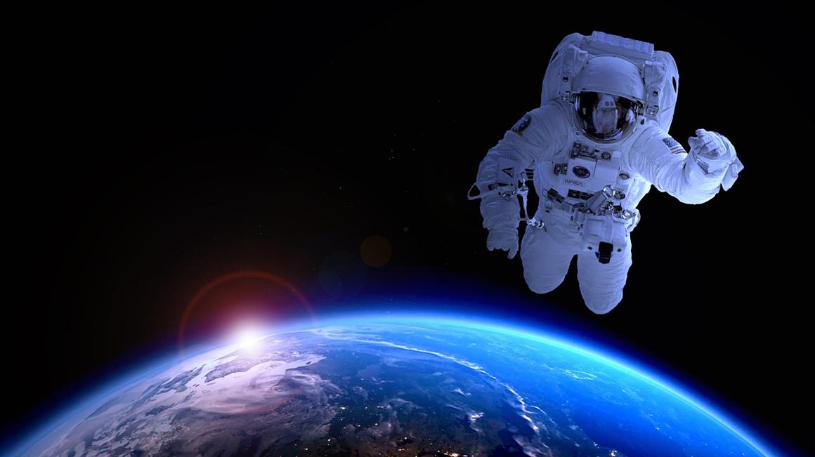 Космонавт (Астронавт)