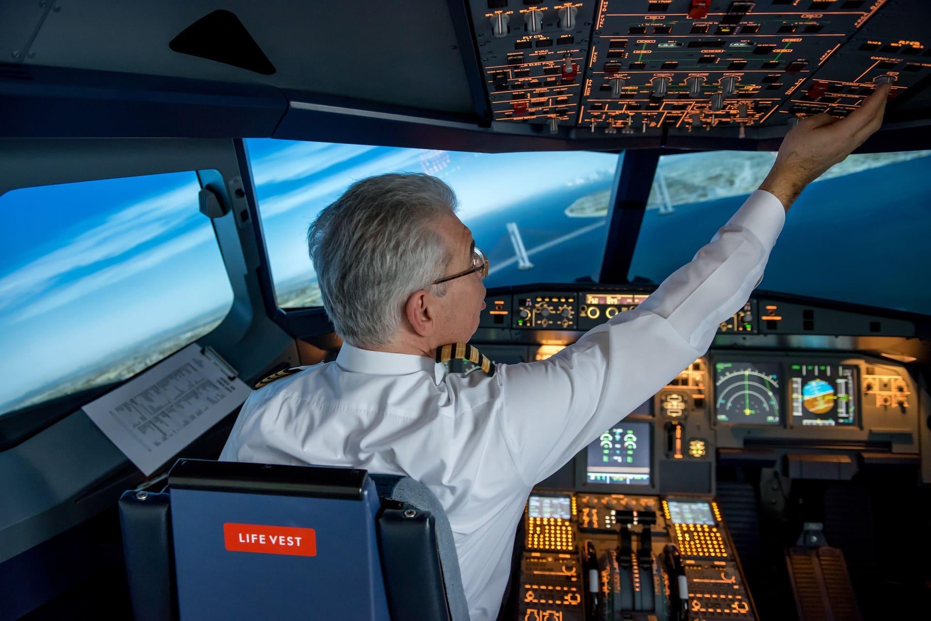 Пілот (Льотчик)