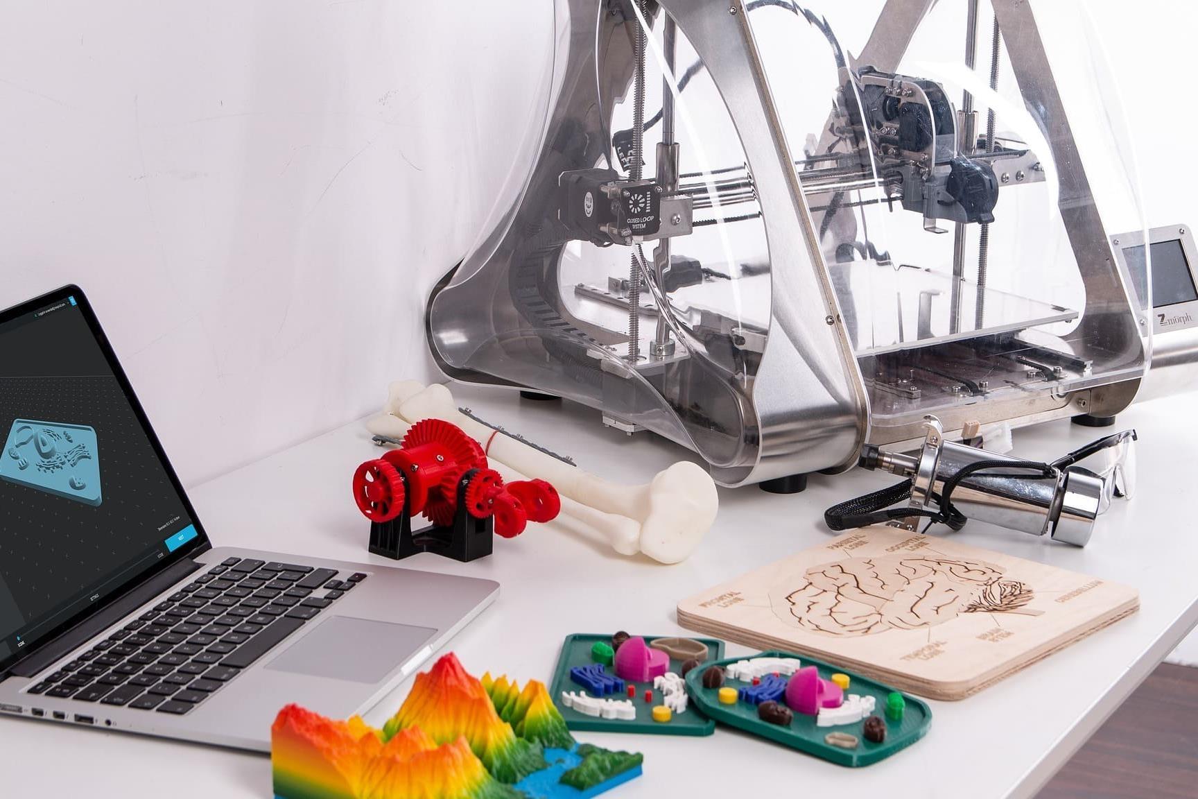 Инженер по 3D-печати